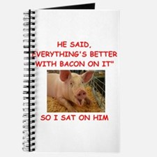 pig humor Journal