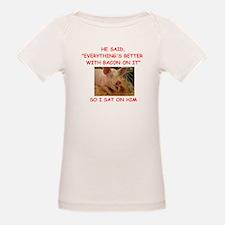 pig humor T-Shirt