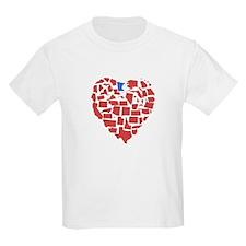 Minnesota Heart T-Shirt