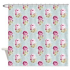 Floribunda Shower Curtain