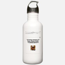 Ryan Holyk  Water Bottle