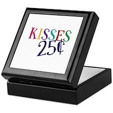 Kisses 25 Cents Keepsake Box