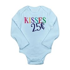 Kisses 25 Cents Body Suit