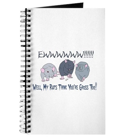 You're Gross Too! Journal