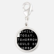 Smile Today Charms