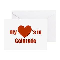Colorado Greeting Cards (Pk of 10)