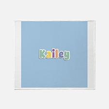 Kailey Spring14 Throw Blanket