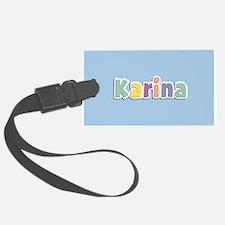 Karina Spring14 Luggage Tag
