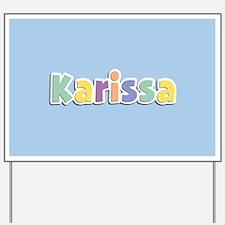 Karissa Spring14 Yard Sign