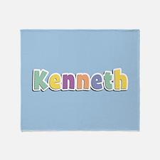 Kenneth Spring14 Throw Blanket