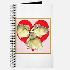 I Love Ducklings! Journal