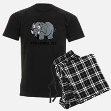 Elephant cartoon | Personalized Pajamas