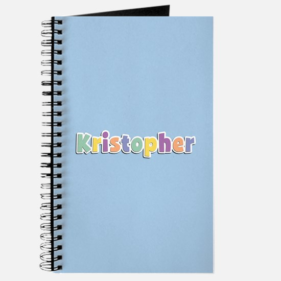 Kristopher Spring14 Journal