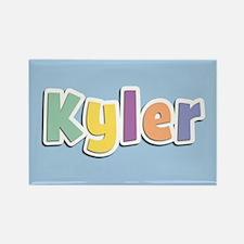 Kyler Spring14 Rectangle Magnet