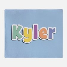 Kyler Spring14 Throw Blanket