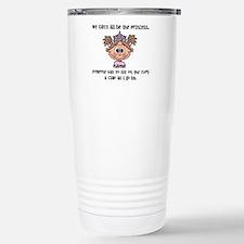 Princess (light brown) - Customize! Travel Mug