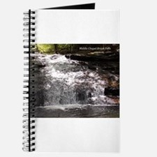 Middle Chapel Brook Falls Journal