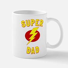 Super Dad Father's Day Mug