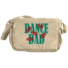 Dance Dad Messenger Bag