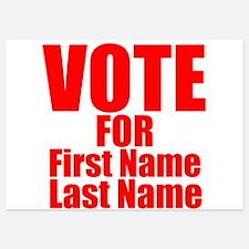 Vote For Invitations
