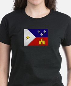 Flag of Acadiana Tee
