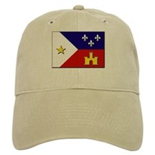 Flag of Acadiana Baseball Cap