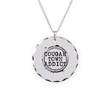 Cougar Town Addict Necklace