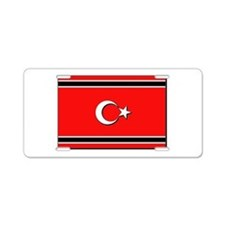 Flag of Aceh Aluminum License Plate
