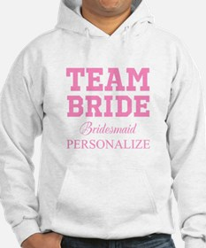 Team Bride | Personalized Wedding Hoodie