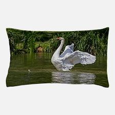 Swan Pillow Case