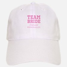Team Bride | Personalized Wedding Baseball Baseball Baseball Cap