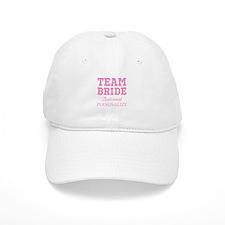 Team Bride | Personalized Wedding Baseball Baseball Cap