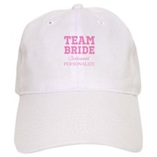 Team Bride | Personalized Wedding Baseball Cap