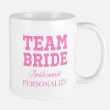 Team Bride | Personalized Wedding Mugs
