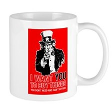 Patriotic Duty Mugs
