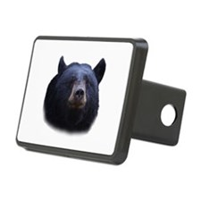 black bear Hitch Cover