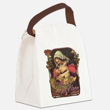 Gift of Love Canvas Lunch Bag
