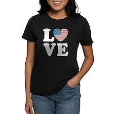 Love USA Tee