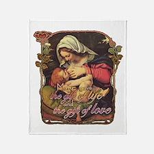 Gift of Love Throw Blanket