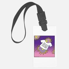 Strong Germ Luggage Tag