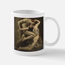 William Bouguereau: Dante and Virgil Mugs