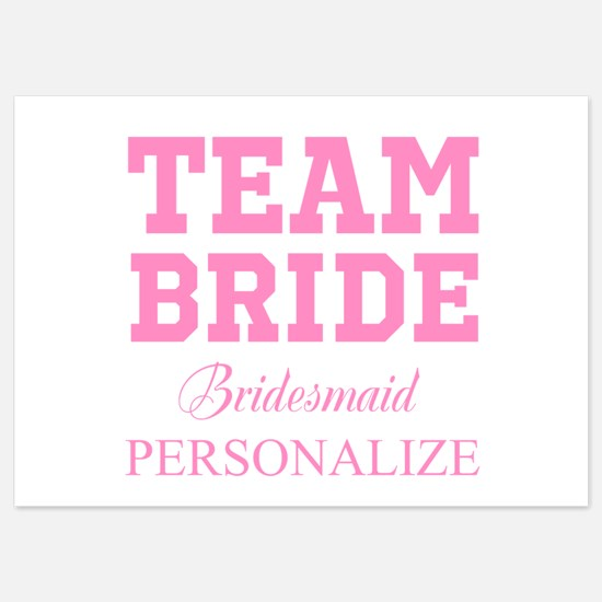 Team Bride | Personalized Wedding Invitations