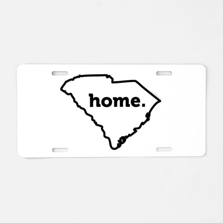 x Aluminum License Plate