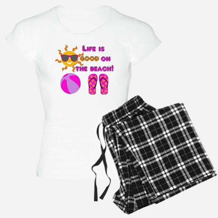 Life is good on the beach! pajamas