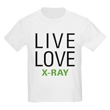 Live Love X-Ray T-Shirt