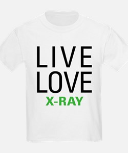 Live Love X-Ray T-Shirt