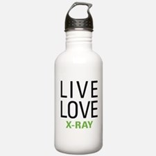 Live Love X-Ray Water Bottle