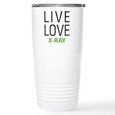 Live Love X-Ray Travel Mug