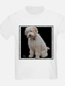 Golden Doodle: Wallace T-Shirt