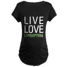 Live Love Lepidoptera T-Shirt